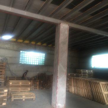 Оренда склад з рампою 300 кв.м: